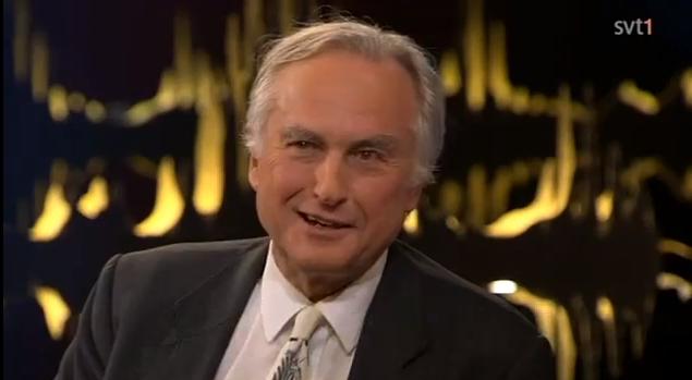 Richard Dawkins hos Skavlan