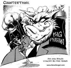 Ideer om Big Pharma er ofte svært kospiratoriske